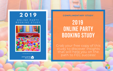 Click here to download the 2019 Online Party Booking Study now!