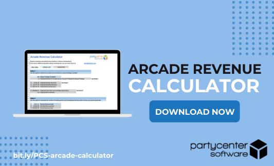 Arcade Calculator - CTA - Email