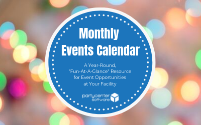 Click here to download your monthly calendar for event opportunities now!