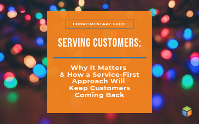 Click here to download your guide on serving customers now!