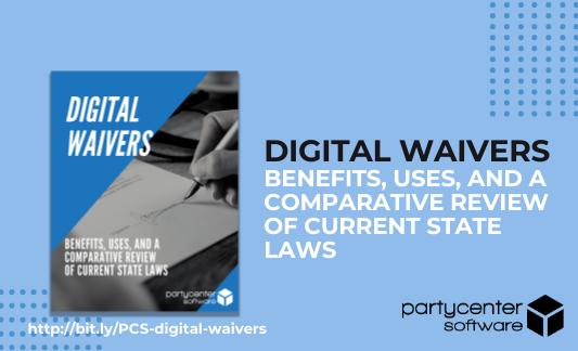 Digital Waivers eBook