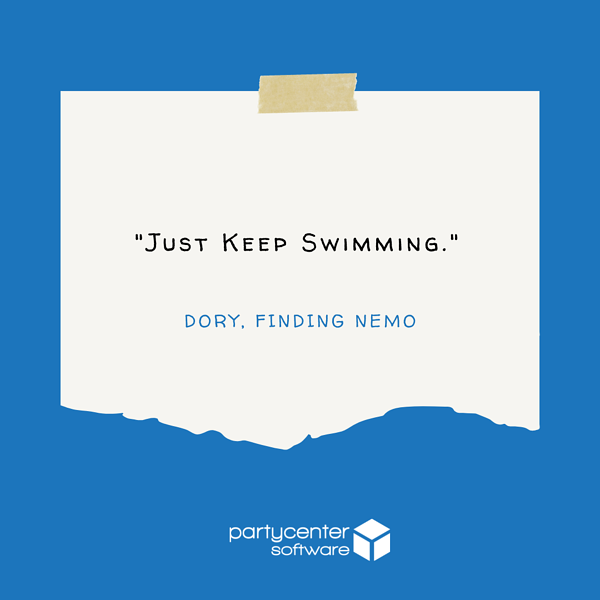 Dory Quote - Small Business Struggles