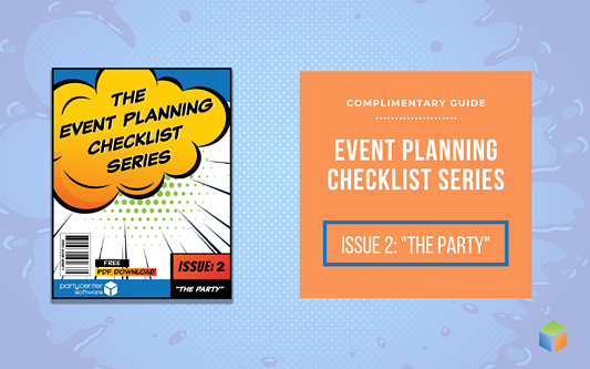 Click here to download the second issue of our Event Planning Checklist Series now!