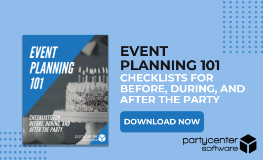 Event Planning eBook - CTA - Email