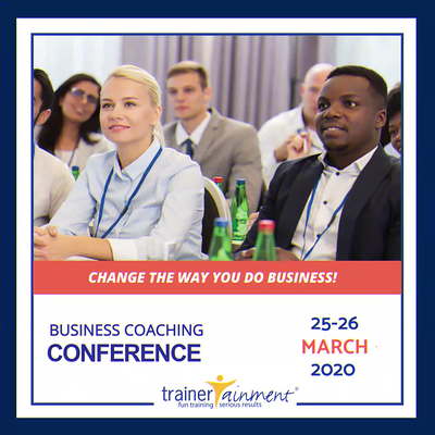 Trainertainment Business Growth Conference