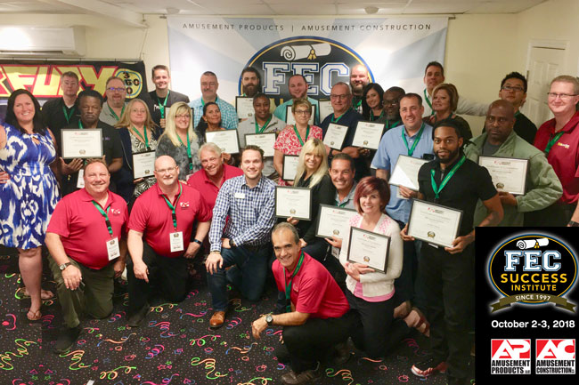 FEC Success Class of 2018