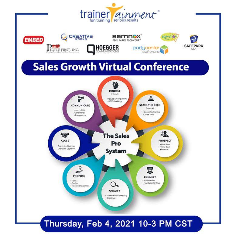 TrainerTainment Sales Growth Conference