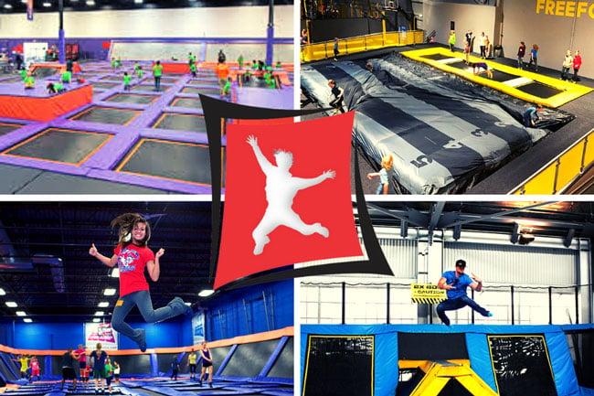 International association for trampoline parks