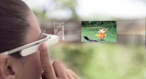 Pokemon Go on Google Glass