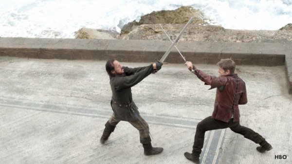Expanding skills and capabilities is like learning to sword fight