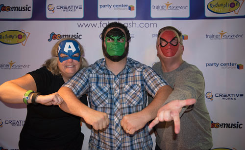 IAAPA 2015 Party - Red Carpet