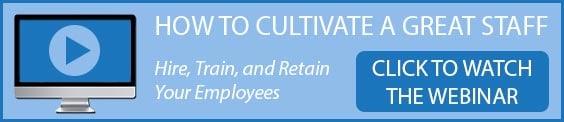 Cultivate a Great Staff