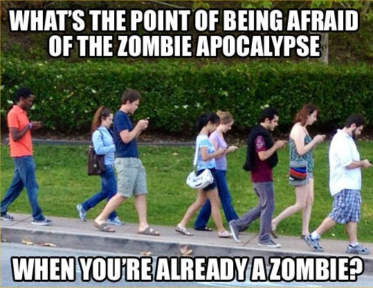 The Pokemon Go Zombie Apocalypse is near