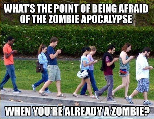 The Pokemon Go Zombie Apocalypse is near