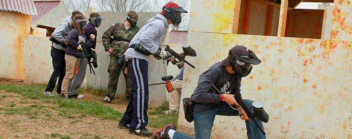 Pev's Paintball