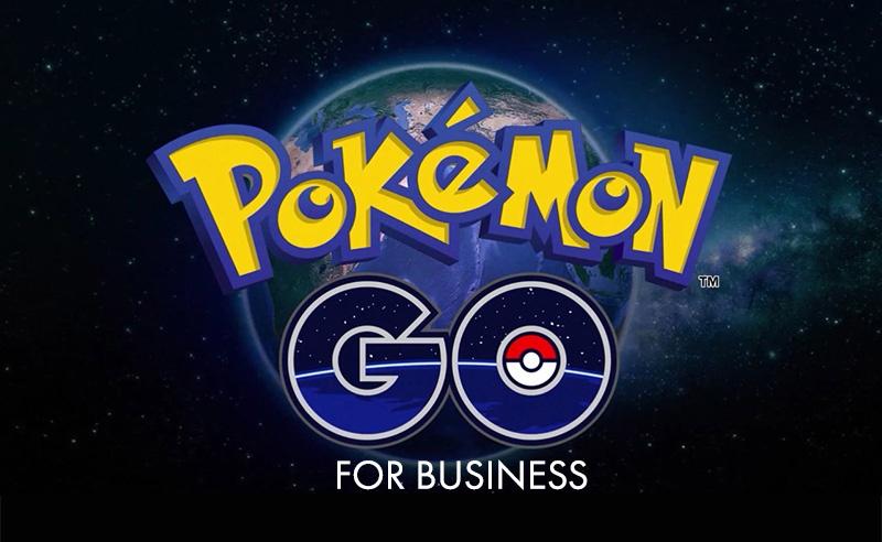 Pokemon Go for Business