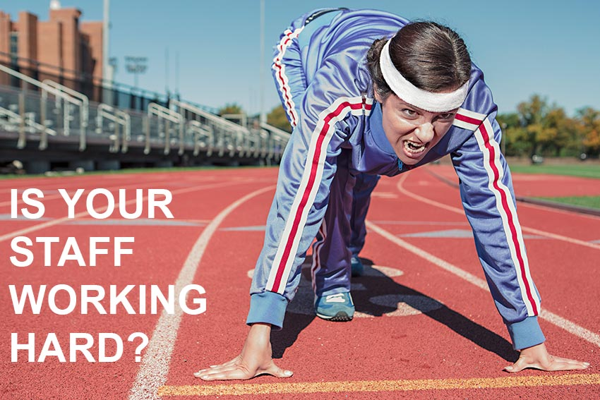 Encourage Employee Productivity