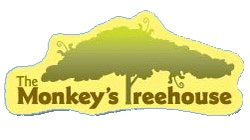 The Monkey's Treehouse Logo