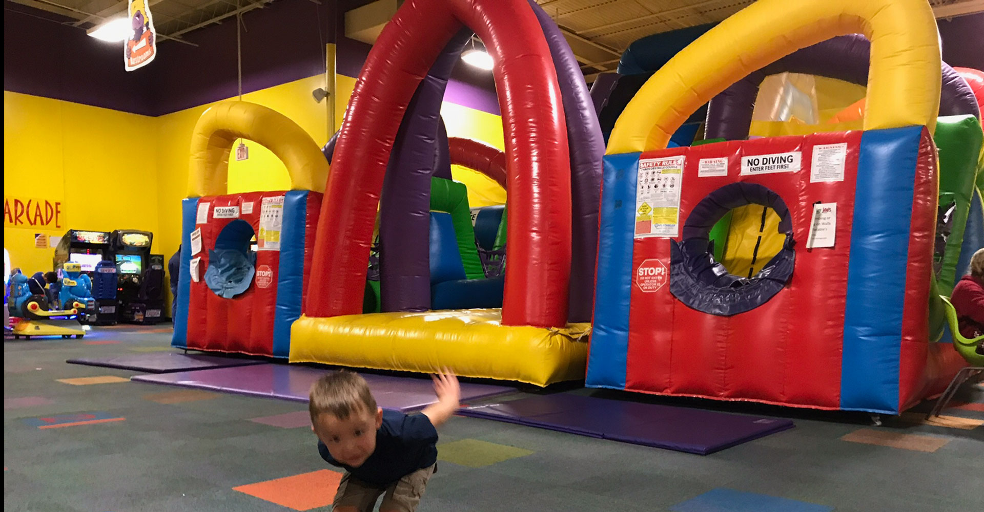 Indoor Play Centers and Bounce Facilities - Software