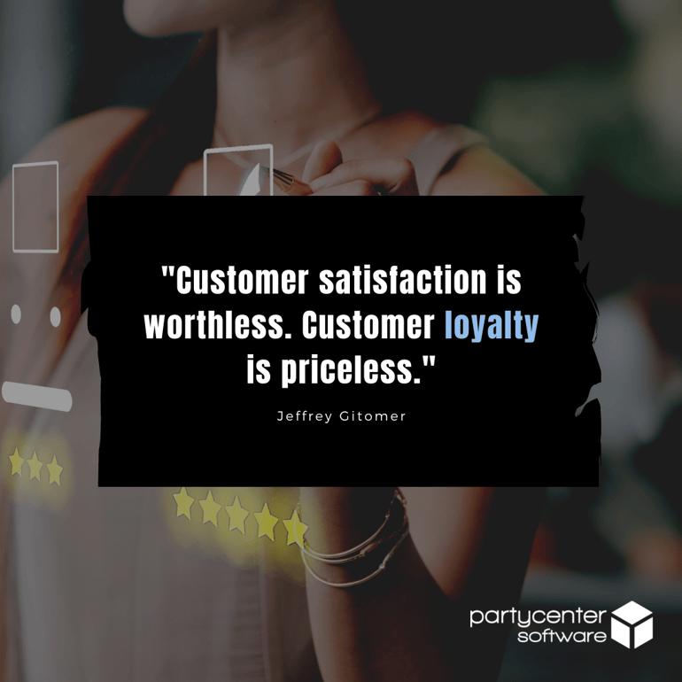 Jeffrey Gitomer Quote - Customer Experience - Blog