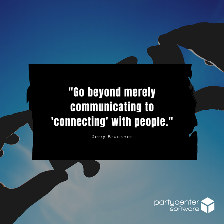 Jerry Bruckner Quote - Customer Experience - Blog