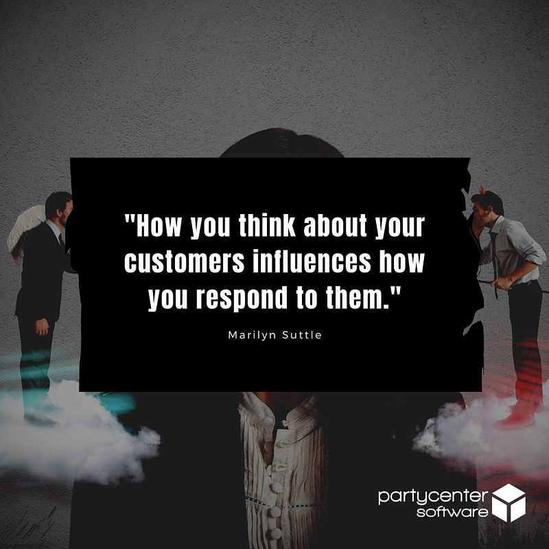 Marilyn Suttle Quote - Customer Experience - Blog