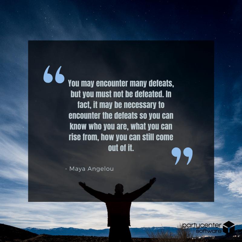 Maya Angelou Quote - Customer Experience - Blog