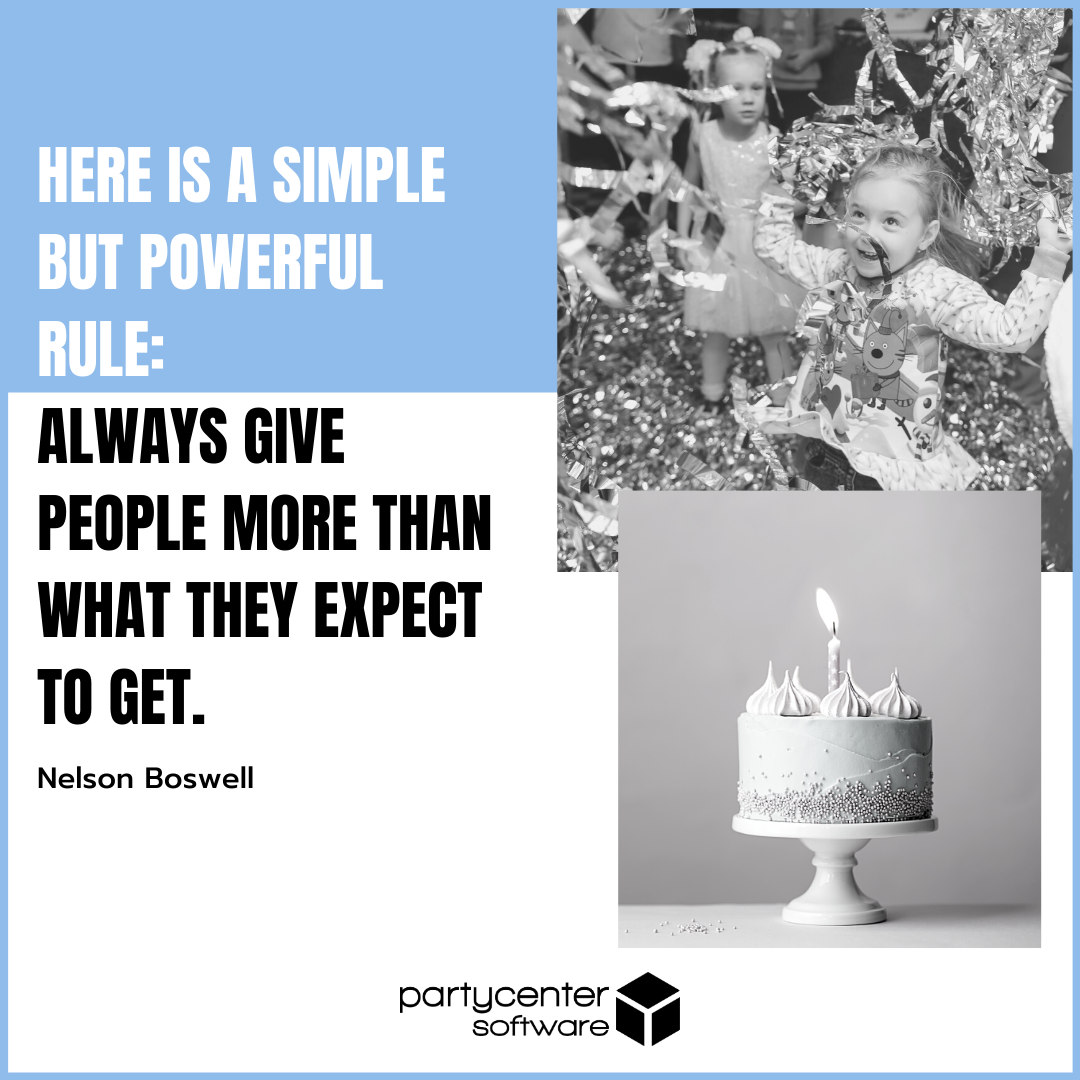 Nelson Boswell Quote - Customer Experience