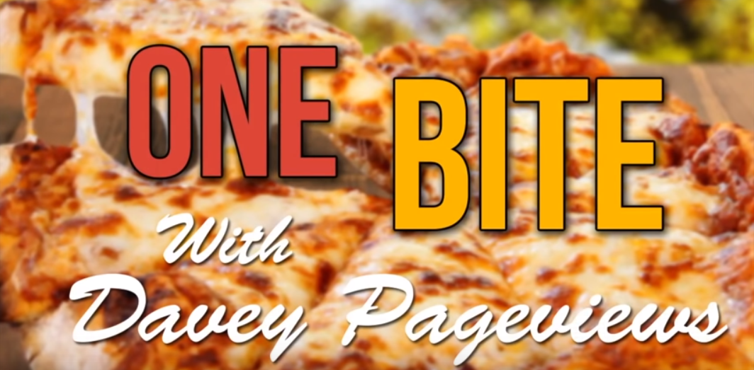 One Bite with Davey Pageviews