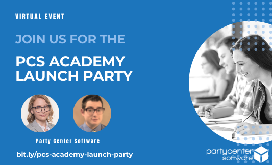 PCS Academy Launch Party - CTA - Email