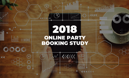 Get the 2018 Party Booking Study