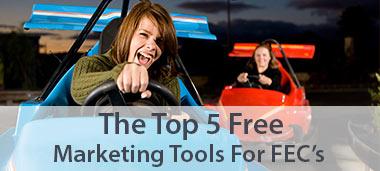 Top 5 Free Marketing Tools