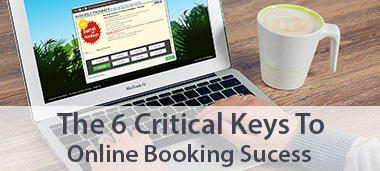 Keys to Online Booking Success