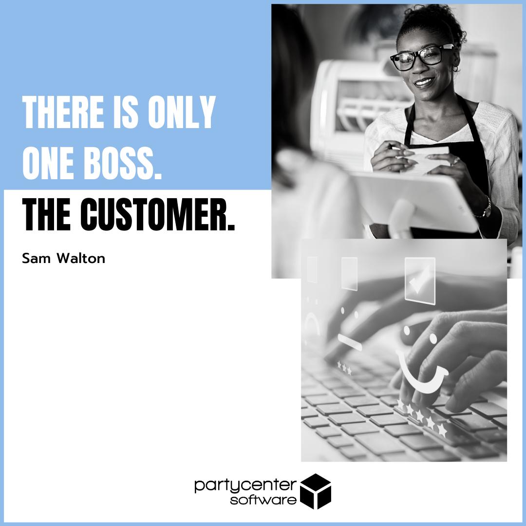 Sam Walton Quote - Customer Experience