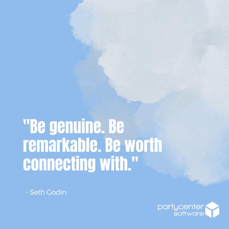 Seth Godin Quote - Customer Experience - Blog