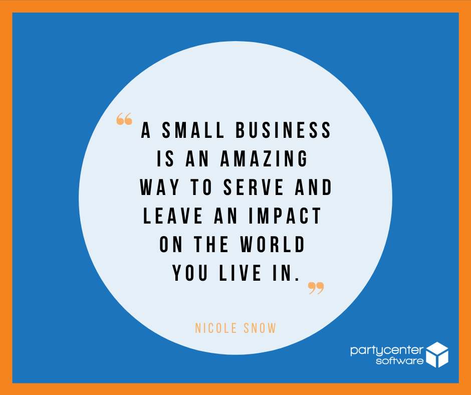 Small Business Quote for FEC Owners - Nicole Snow