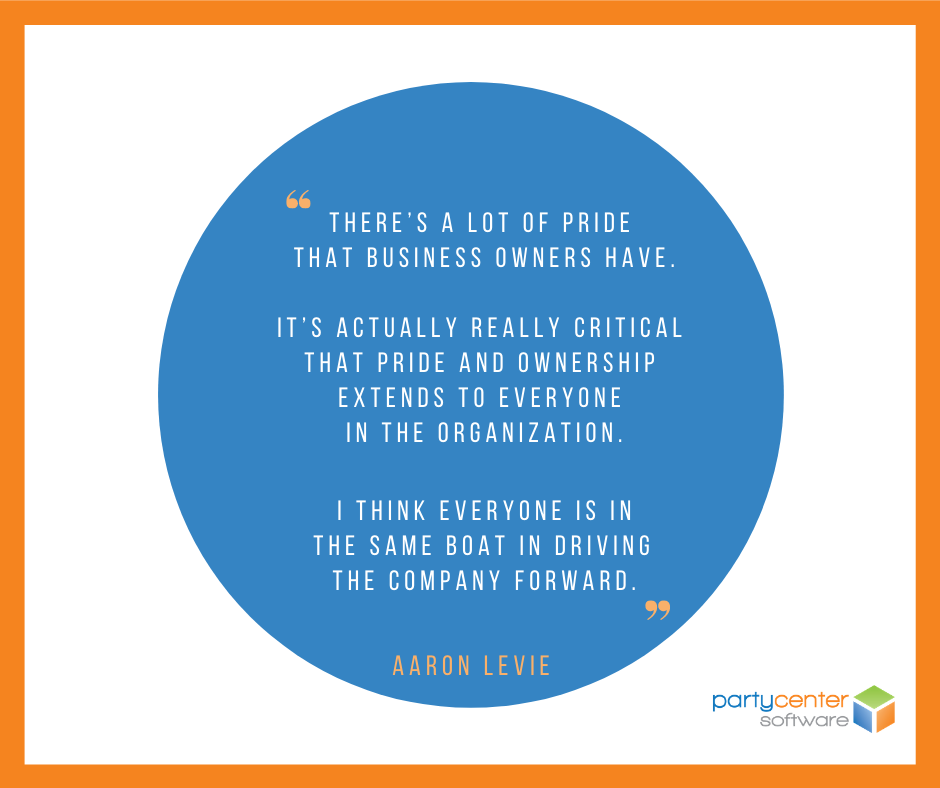 Small Business Quote for FEC Owners - Aaron Levie