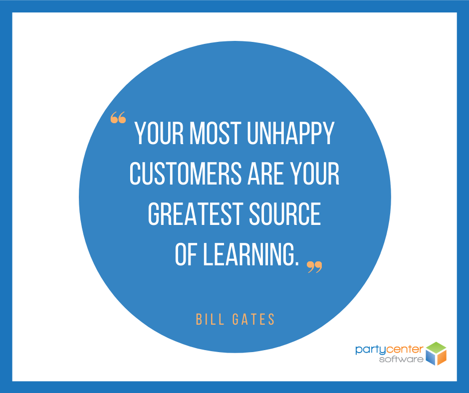 Small Business Quote for FEC Owners - Bill Gates