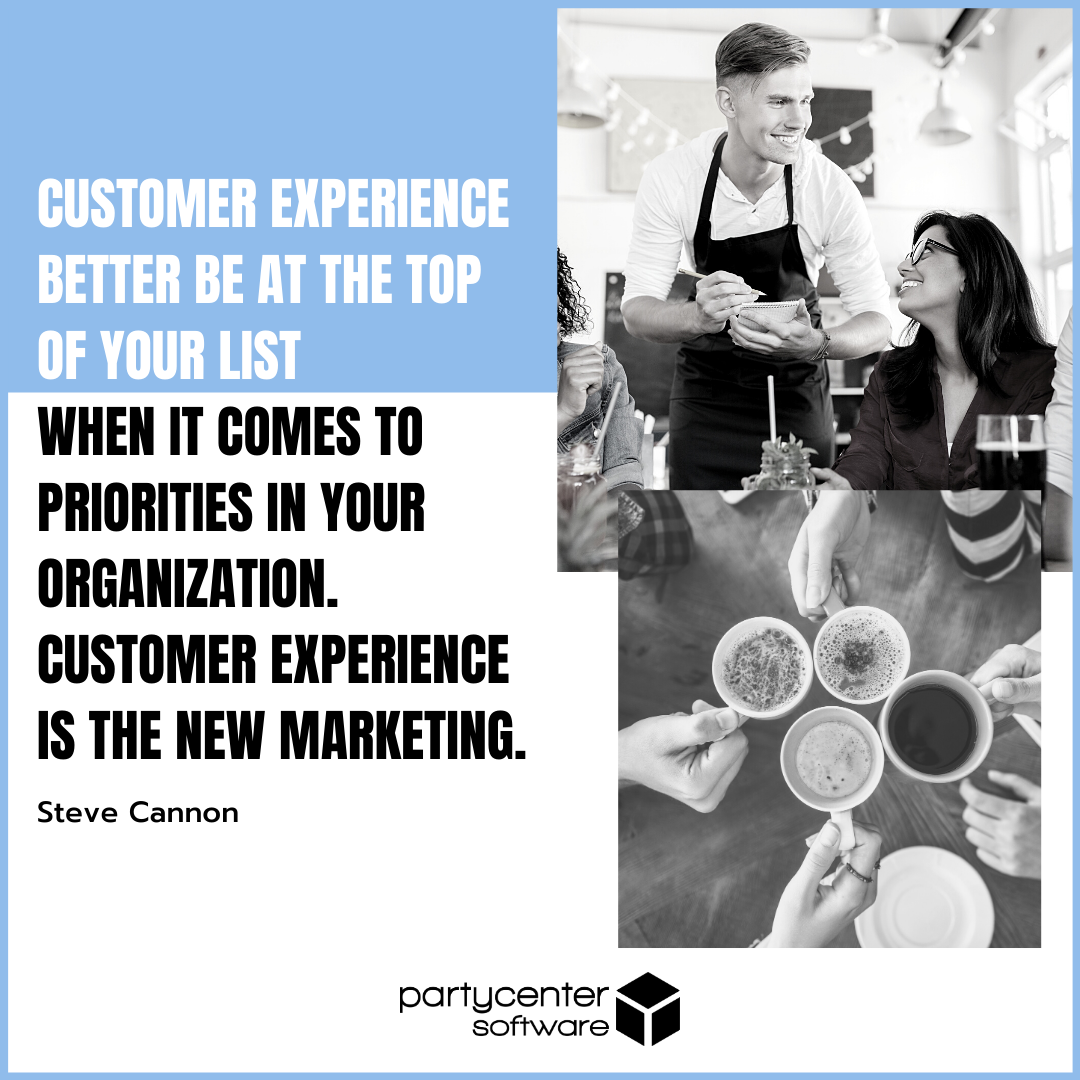 Steve Cannon Quote - - Customer Experience