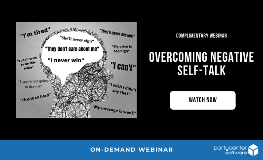 Overcoming Negative Self-Talk Webinar