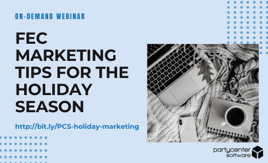 On-Demand Webinar: FEC Marketing Tips for the Holiday Season