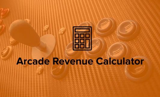 Arcade Revenue Calculator