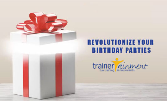 Join the Birthday Party Revolution