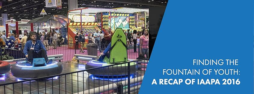 Finding the fountain of youth at IAAPA 2016