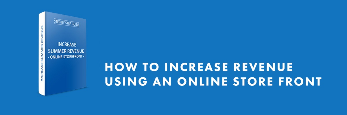 How to increase revenue using an online store front