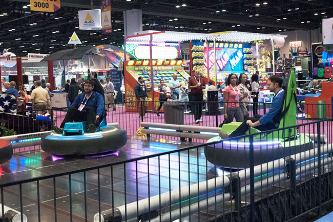 the latest attractions at IAAPA