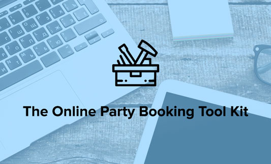Online Party Booking Toolkit