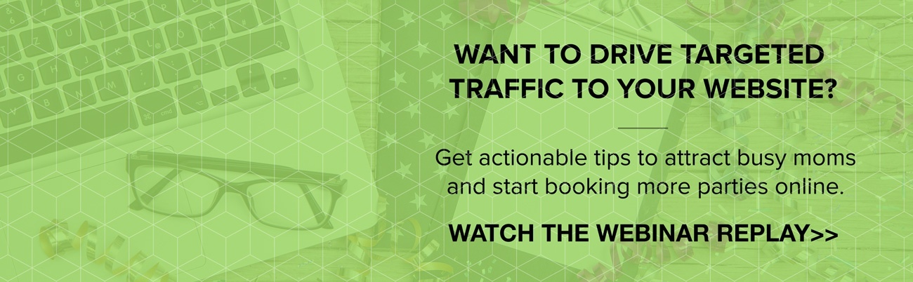 Drive more traffic to your website with this webinar replay