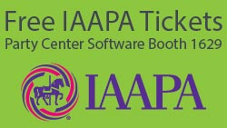 Free IAAPA Tickets - 2014