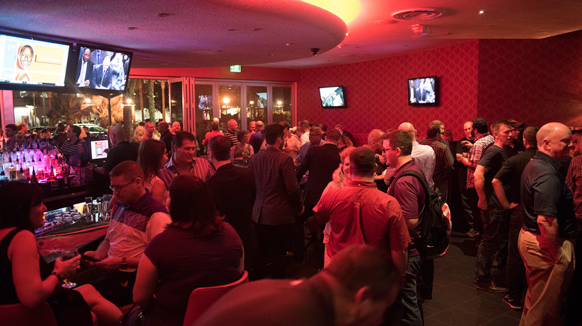 The IAAPA 2015 Party Was a Huge Success
